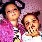 Chloe & Elly by Aaron Barbara