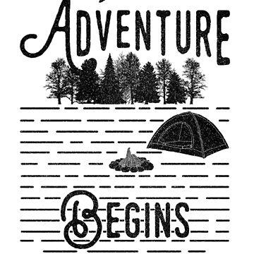 Adventure Begins by magdam
