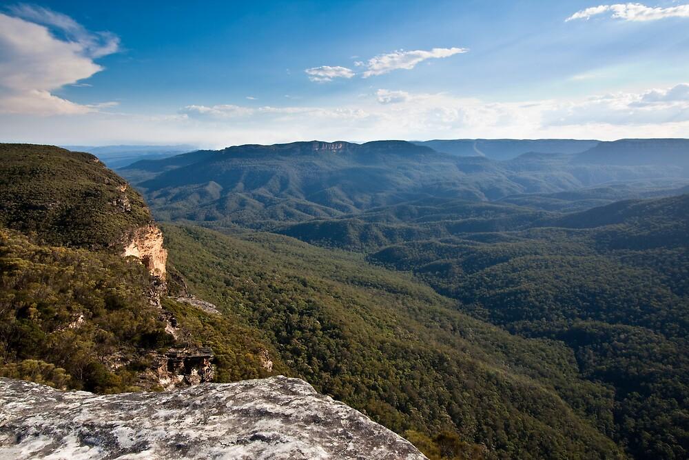 Mt Solitary by PsiberTek