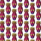 Pineapplehead (patterned) by stieven