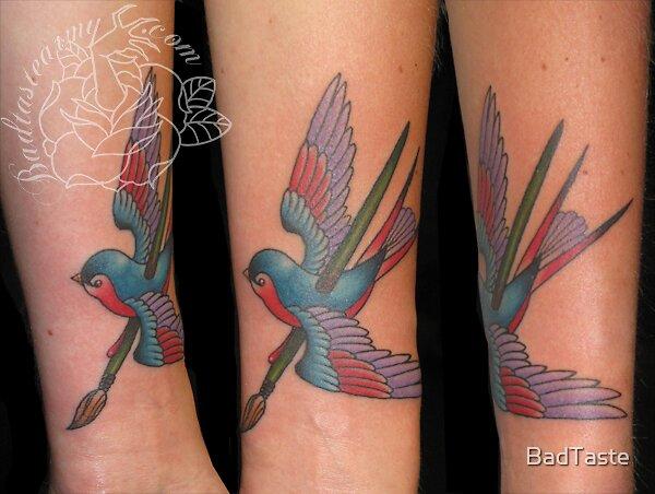 Swallow by BadTaste