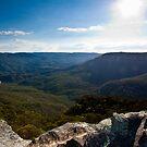 Jamison Valley by PsiberTek