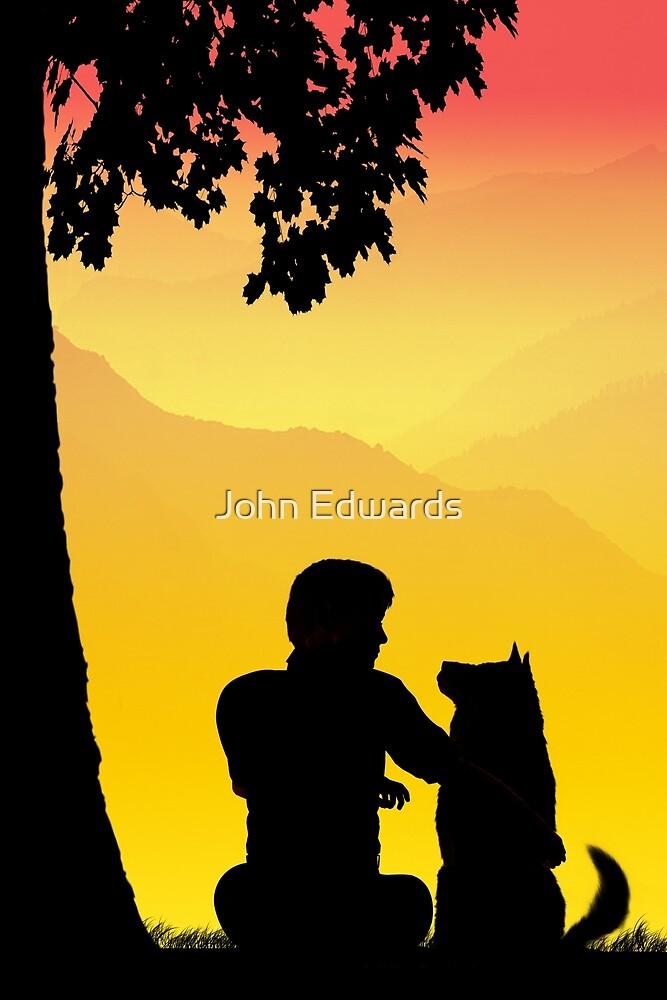 Childhood dreams, Best Friends by John Edwards