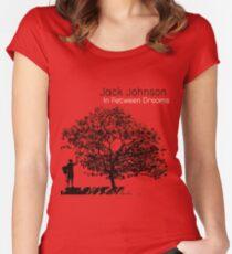 In Between Dreams Women's Fitted Scoop T-Shirt