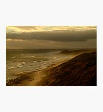 13th Beach Photographic Print