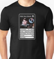 Rosa Klebb - Number 3 Trump Card Unisex T-Shirt