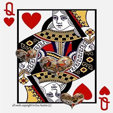 q hearts 3 by geaannunziata