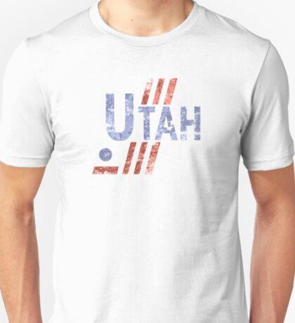 Utah Hockey Vintage T-Shirt