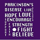positive against Parkinon's by Bobbleheadnanna