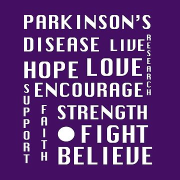 positive against Parkinon's by Bobbleheadnanna