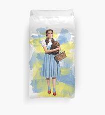 Dorothy Gale watercolors Duvet Cover