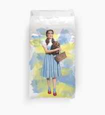 Dorothy Gale Aquarelle Bettbezug