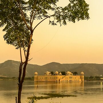 Jal Mahal by fotoWerner