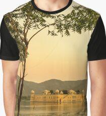 Jal Mahal Graphic T-Shirt