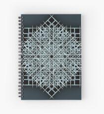 Urban Swurl 273 Solid Spiral Notebook