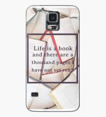 Clockwork Angel/Books Case/Skin for Samsung Galaxy