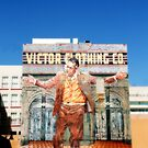 Wall Ad, Downtown Los Angeles by rmenaker