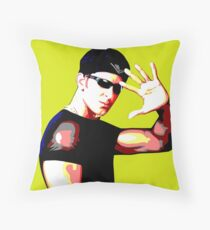 Ek Pal Ka Jeena Throw Pillow