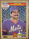 062 - Keith Hernandez by Foob's Baseball Cards