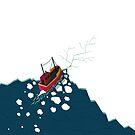 Icebreaker by DinoMike