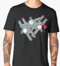 Cute Magneton Pokemon Men's Premium T-Shirt