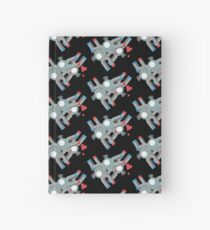 Cute Magneton Pokemon Hardcover Journal