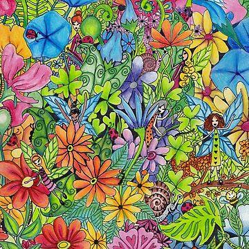 Fairy Garden by cheriedirksen