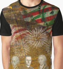 4th of July Celebration Graphic T-Shirt