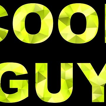 Lime Cool Guy by cool-guy