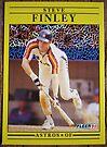 058 - Steve Finley by Foob's Baseball Cards