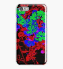 Martian Shamrocks iPhone Case/Skin