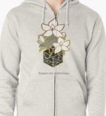 NieR: Automata - Flowers for m[A]chines Zipped Hoodie