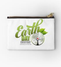 Give Back to Nature - Earth Day Everyday Studio Pouch