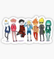 Bangtan Time Sticker