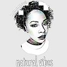 Natural hair vibes by itsTerreana