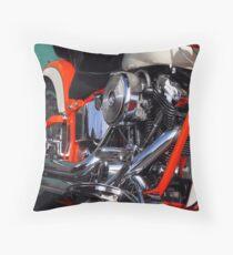 Chrome Throw Pillow