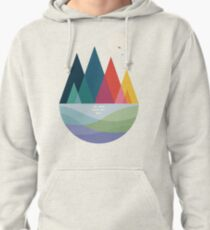 Somewhere Pullover Hoodie