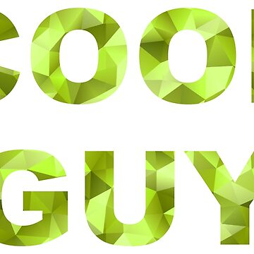 Leaf Cool Guy by cool-guy