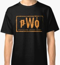 PWO - Portugese World Order Classic T-Shirt