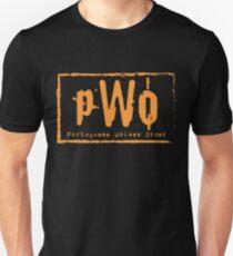 PWO - Portugese World Order Unisex T-Shirt