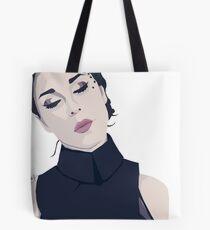 Kat Von D Tote Bag