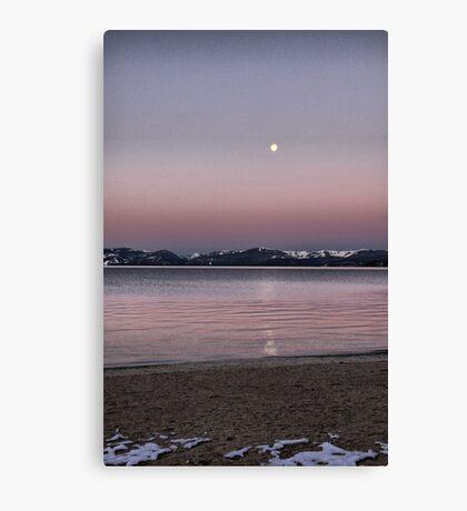 6:11am - Tahoe Canvas Print