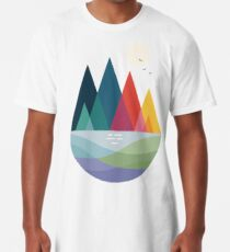 Somewhere Long T-Shirt
