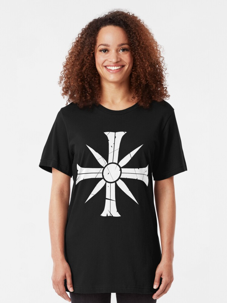 Alternate view of Project at Eden's Gate Slim Fit T-Shirt