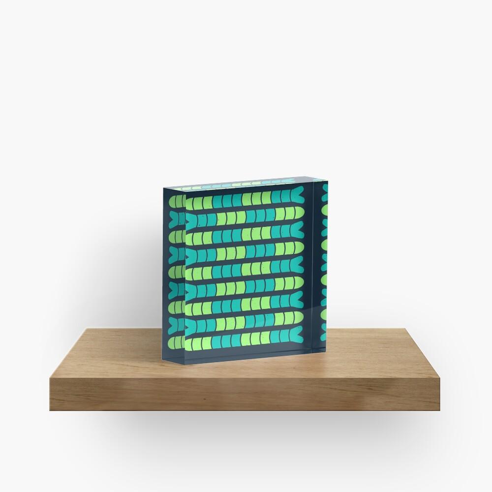 F/SH/NG Acrylic Block