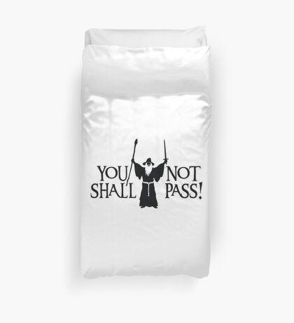 Gandalf - Du wirst nicht bestehen! Bettbezug