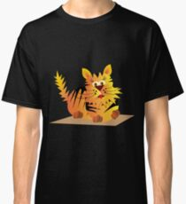 cat, tiger, tomcat, Classic T-Shirt