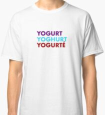froyo - the good place Classic T-Shirt