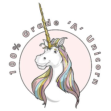 100% Unicorn by doodlebags