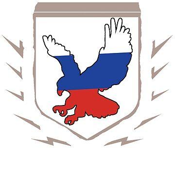 Khabib Nurmagomedov The Eagle by garytms